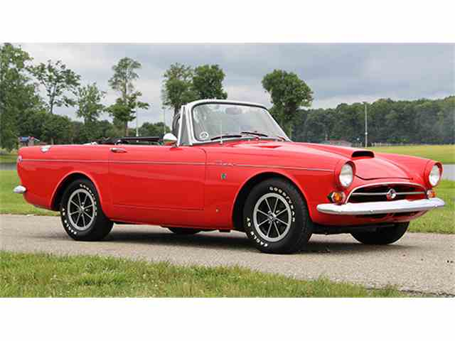 1966 Sunbeam Tiger | 1004330