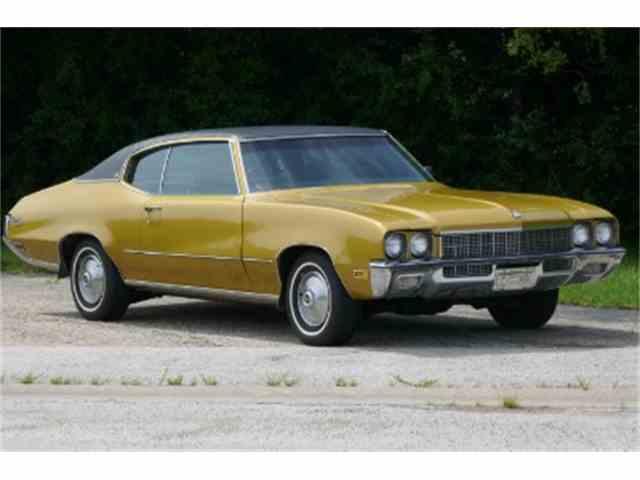 1972 Buick Skylark | 1004344