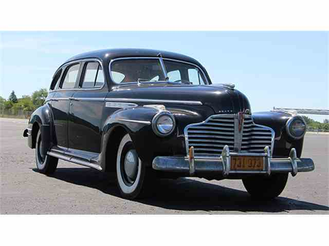 1941 Buick Touring | 1004355