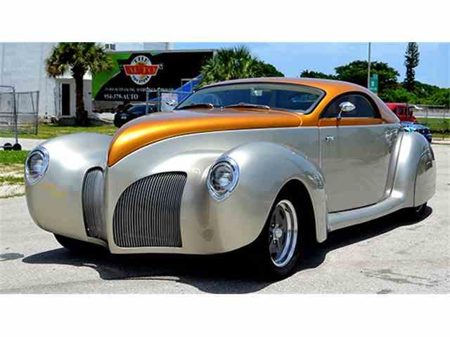 1939 Lincoln Zephyr | 1004357