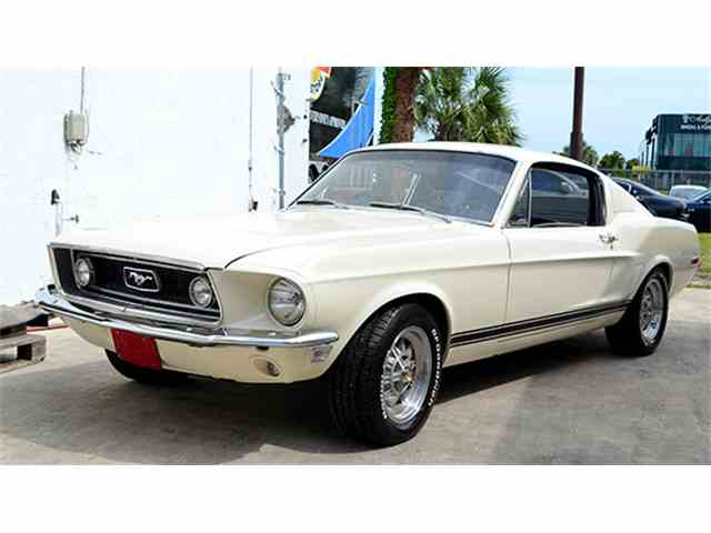 1967 Ford Mustang | 1004360