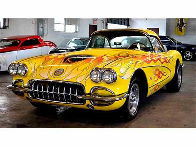 1958 Chevrolet Corvette | 1004363