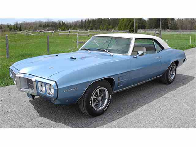 1969 Pontiac Firebird | 1004371