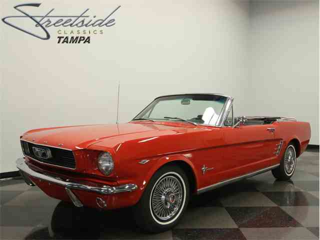 1966 Ford Mustang | 1004375