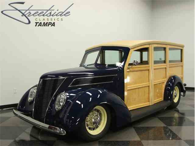 1937 Ford Woody Wagon | 1004388