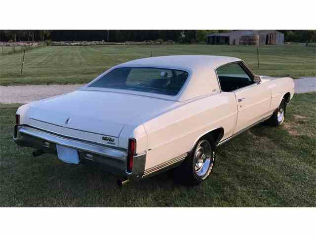 1971 Chevrolet Monte Carlo   1000440