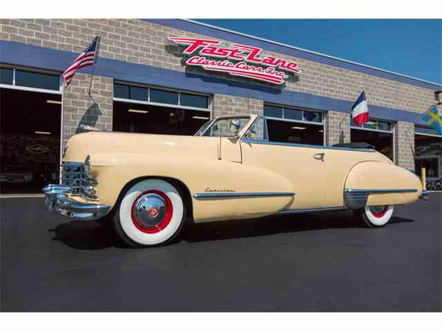 1947 Cadillac Series 62 | 1004406