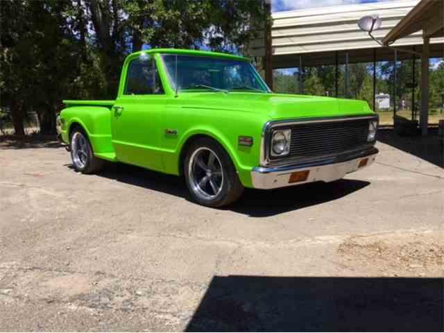 1971 Chevrolet C/K 10 | 1004408