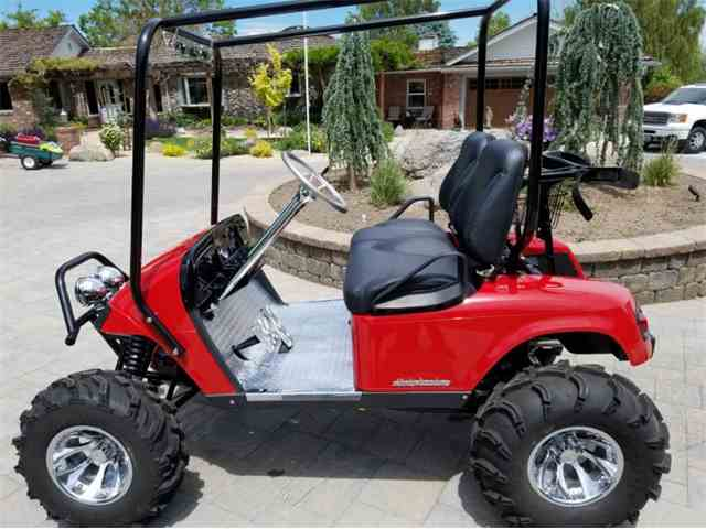 1998 E-Z-GO Golf Cart | 1004409