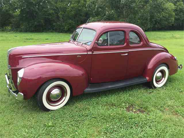 1940 Ford Coupe | 1000441
