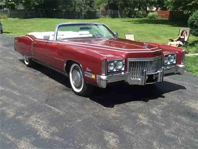 1972 Cadillac Eldorado | 1004429