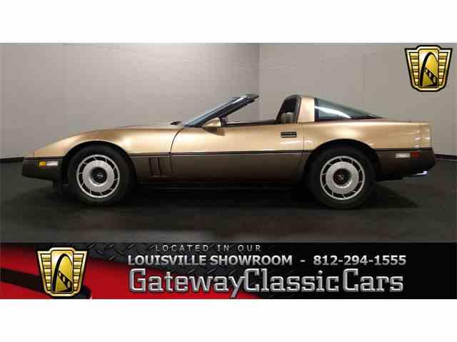 1985 Chevrolet Corvette | 1004432
