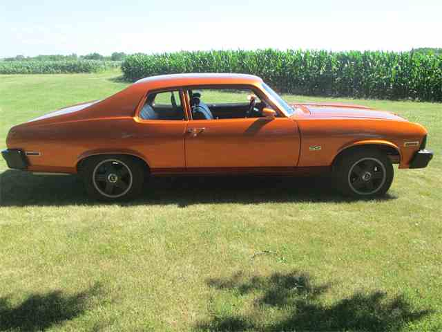 1973 Chevrolet Nova SS | 1000444
