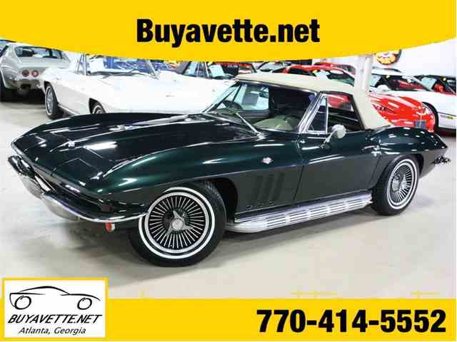 1965 Chevrolet Corvette | 1004450