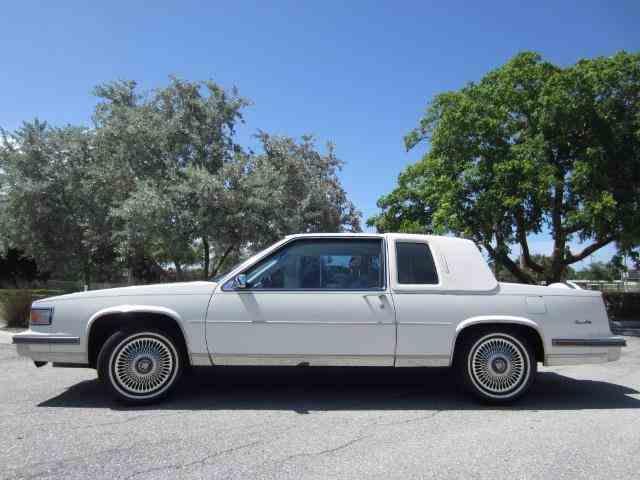 1986 Cadillac DeVille | 1004451