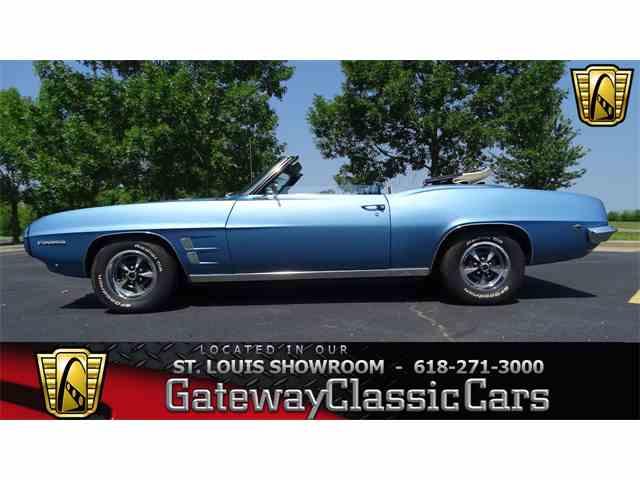 1969 Pontiac Firebird | 1004467