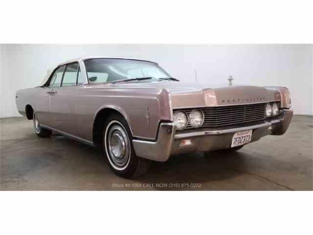 1966 Lincoln Continental | 1004471
