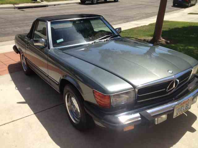 1988 Mercedes-Benz 560SL | 1000448