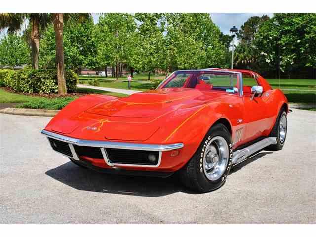 1969 Chevrolet Corvette | 1004481
