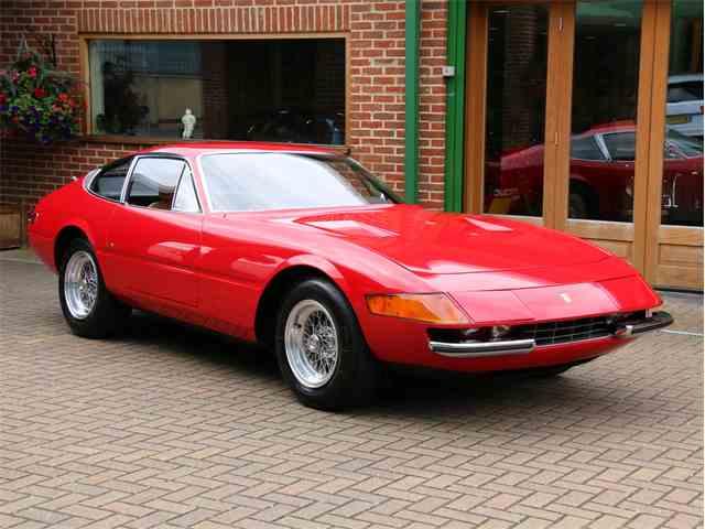 1972 Ferrari 365 GTB/4 Daytona | 1004483