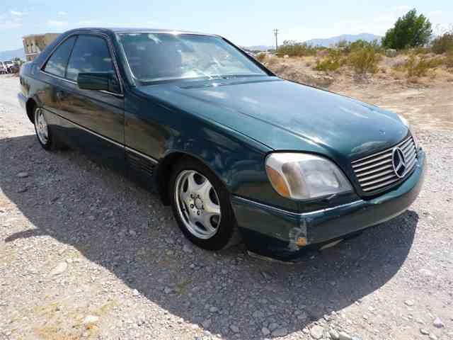 1995 Mercedes-Benz S-Class | 1004486