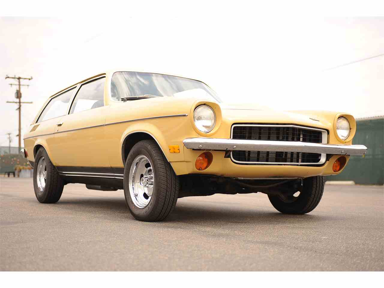 Large Picture of Classic 1973 Chevrolet Vega located in Costa mesa California - $17,500.00 Offered by a Private Seller - LFY9