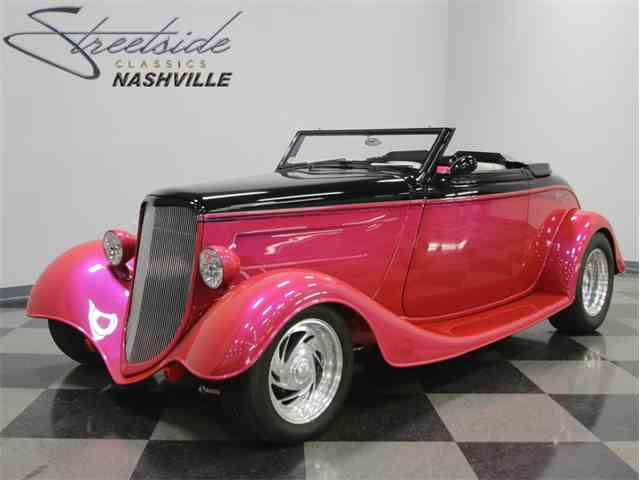 1933 Ford Cabriolet | 1004492