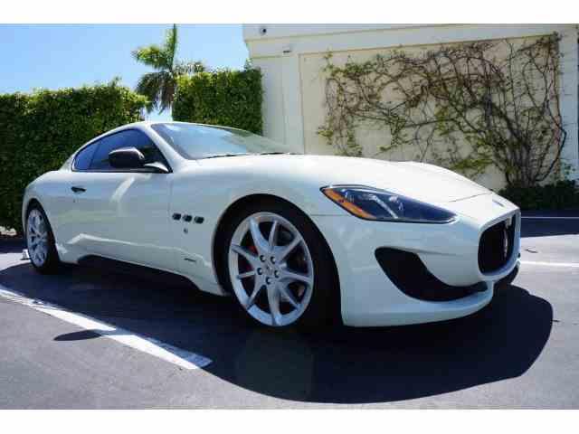 2014 Maserati GranTurismo | 1004501