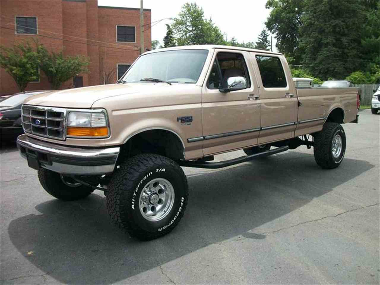 1997 ford f350 for sale cc 1004503. Black Bedroom Furniture Sets. Home Design Ideas
