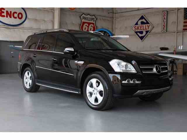2010 Mercedes-Benz GL450 | 1004524