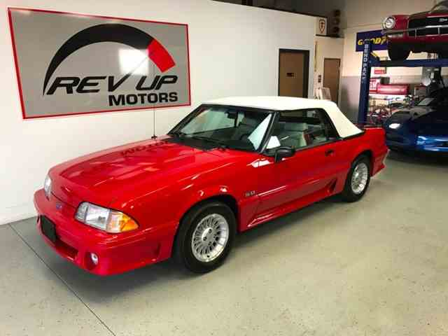 1990 Ford Mustang | 1004533