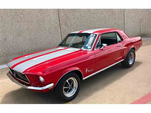 1968 Ford Mustang | 1000454