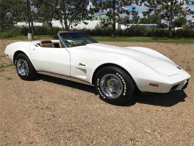 1975 Chevrolet Corvette | 1004543