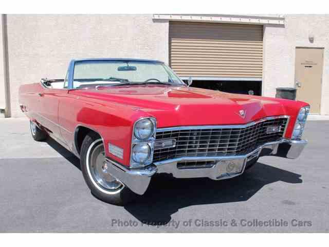 1967 Cadillac DeVille | 1004549