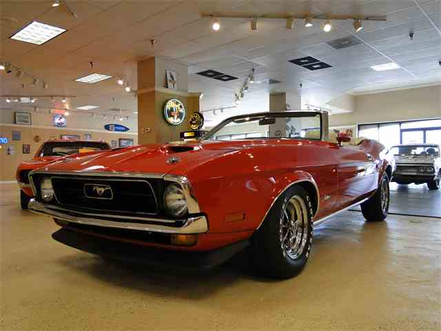 1971 Ford Mustang | 1004557