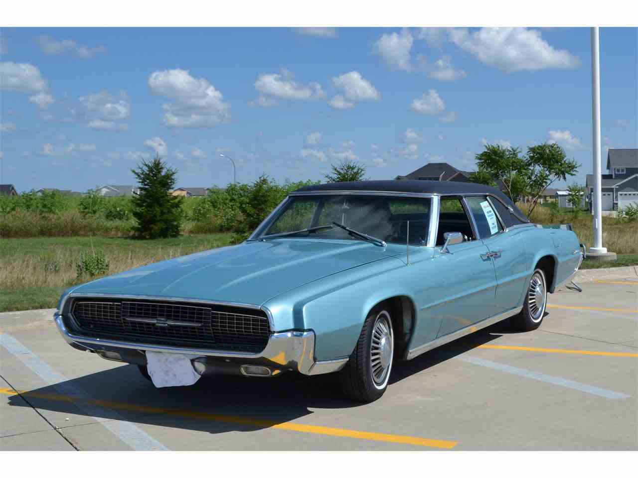 Listing All Cars >> 1967 Ford Thunderbird for Sale | ClassicCars.com | CC-1004558