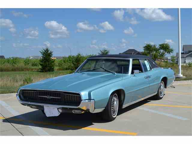 classic ford thunderbird for sale on 609 available. Black Bedroom Furniture Sets. Home Design Ideas