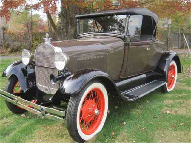 1929 Ford Model A | 1004572