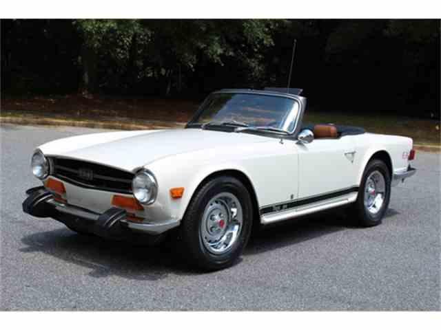 1974 Triumph TR6 | 1004577