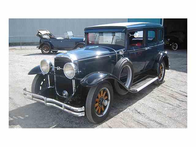 1929 Buick Model 47 Five-Passenger Sedan | 1004588