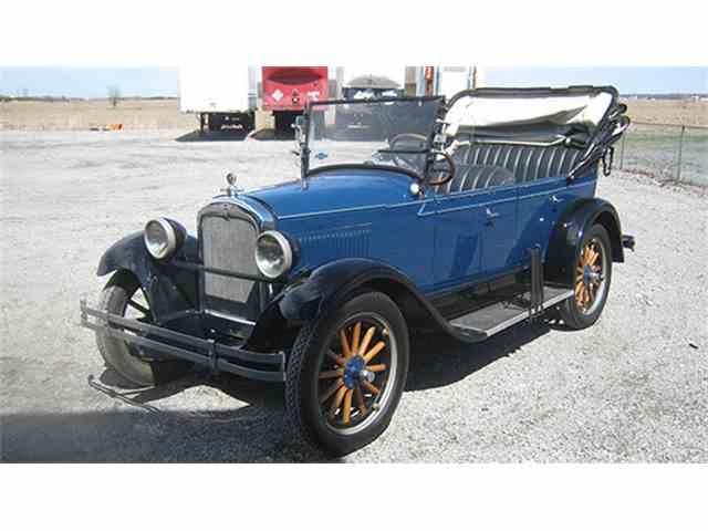 1927 Chevrolet Capitol Five-Passenger Touring | 1004589