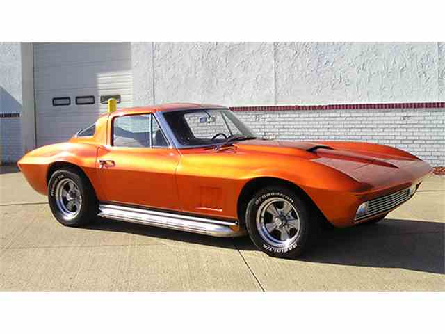 1963 Chevrolet Corvette Sting Ray Orange Ray Custom | 1004593