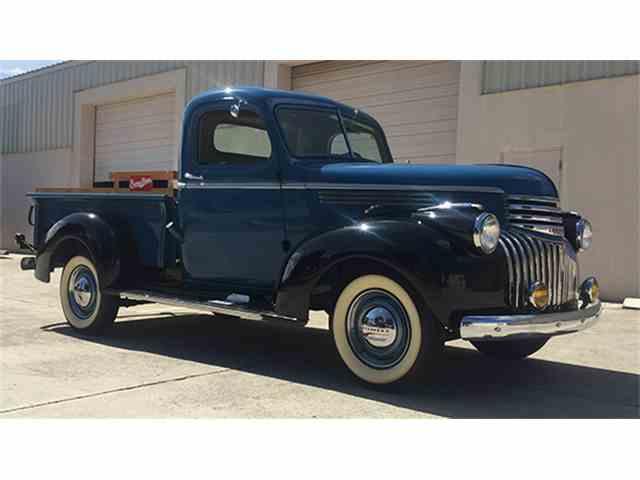 1941 Chevrolet ½-Ton Pickup | 1004606