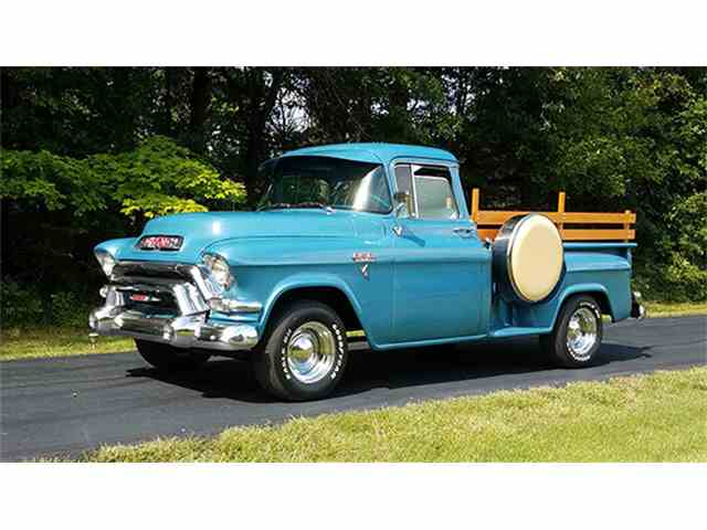 1955 GMC Series 100 Custom Pickup | 1004627