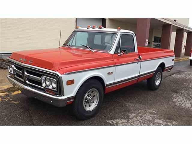 1972 GMC ¾-Ton Pickup | 1004637