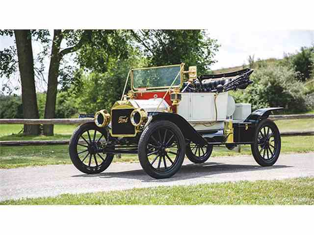 1912 Ford Model T Torpedo Runabout | 1004639