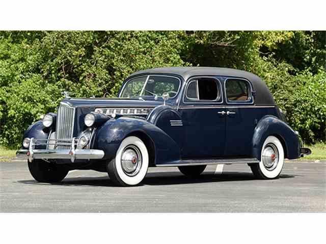 1940 Packard Custom Super Eight One-Eighty Club Sedan | 1004654