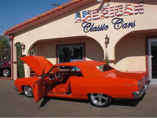 1965 Chevrolet Malibu | 1004663