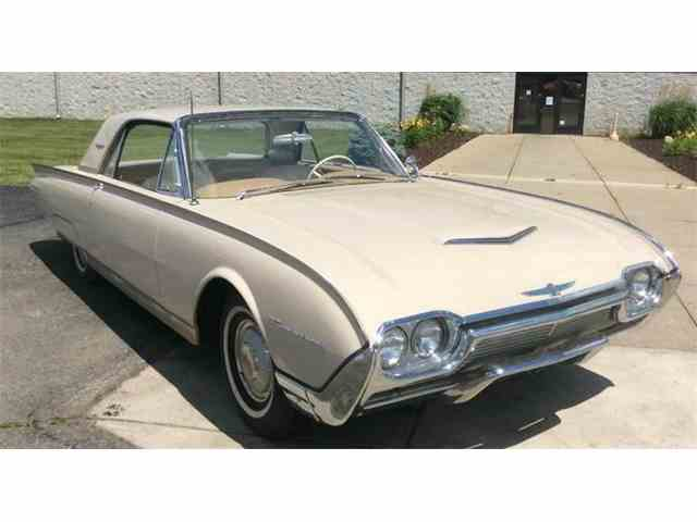 1961 Ford Thunderbird | 1004669