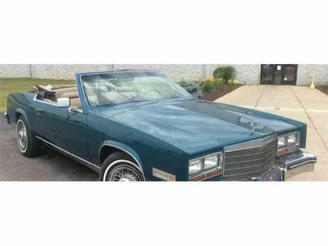 1981 Cadillac Eldorado | 1004673